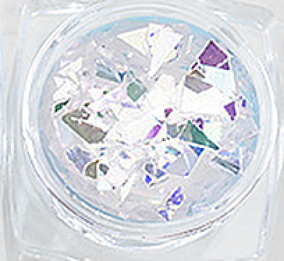 glass glitter Mint (kopie)